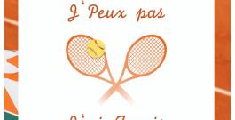 C'est la rentrée du tennis aussi !!!