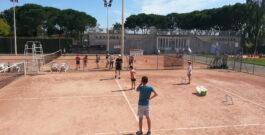 Découvrez le tennis :               Demi-journée portes ouvertes                           Samedi 4 septembre